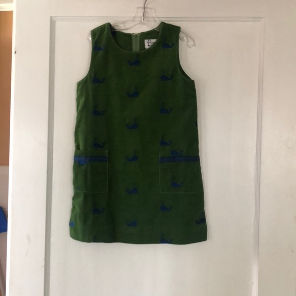 Lilly Pulitzer Other - Lilly Pulitzer corduroy dress